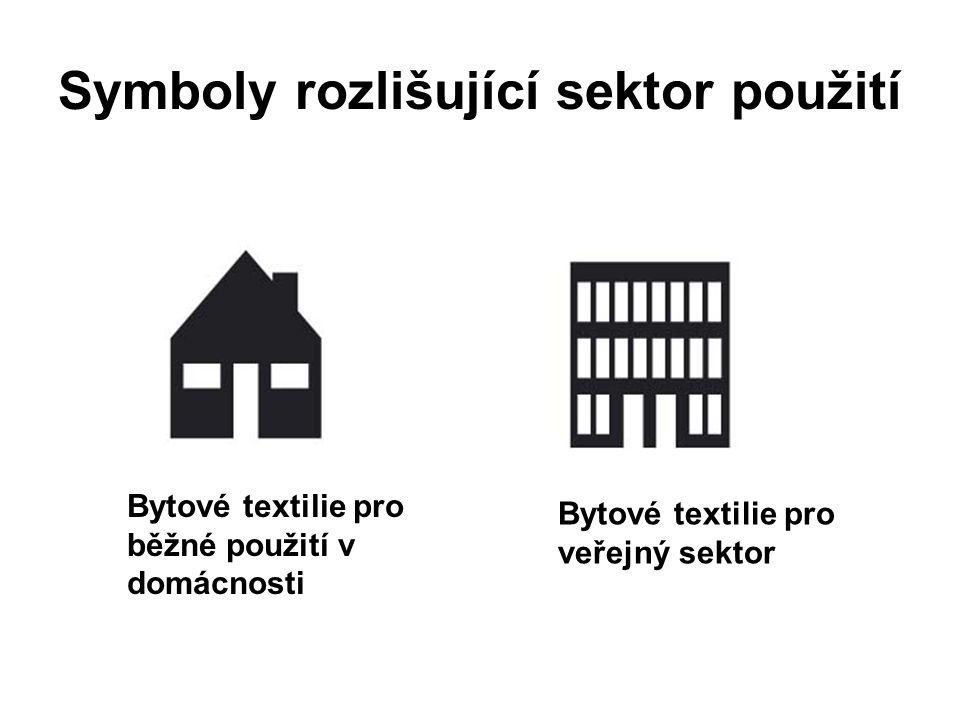 textilie jsou vhodné pouze pro čalounění, které se používá jen občas nevhodné na područky, knoflíky, lemy nevhodné na trubkové konstrukce nevhodné pro