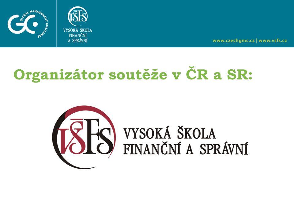 Organizátor soutěže v ČR a SR: