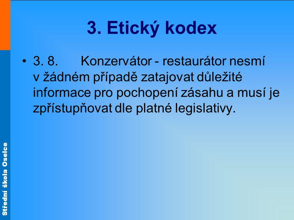 Střední škola Oselce 4.4.