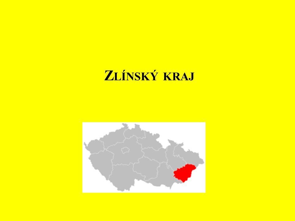 Zlínský kraj je jedním ze 14 vyšších územních samosprávných celků v České republice.