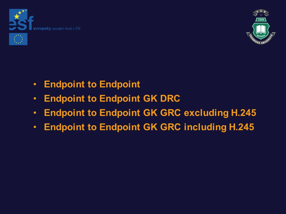 H.225 (Q.931) Alerting /ConnectH.245RTP/RTCP stream - UDPH.225 (Q.931) SetupH.225 (Q.931) Call proceeding