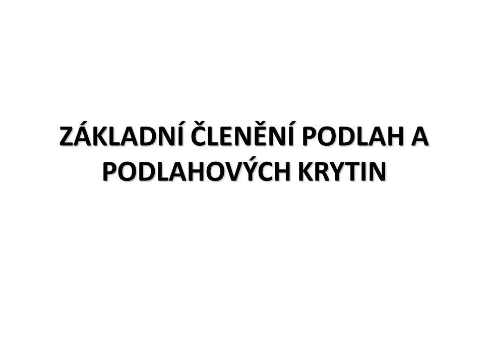 PODLAHOVKY