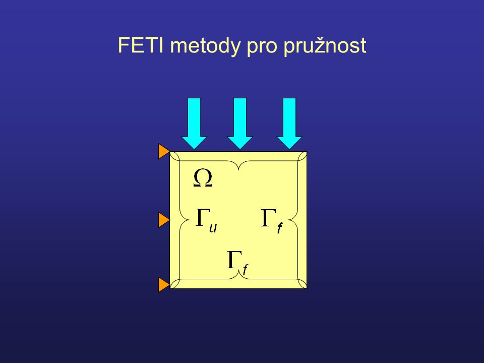 Solution and numerical scalability of FETI for n ranging from 50 to 2 130 048 (C/PETSc) H1/21/41/8 H/h=8 648/872592/44710365/1983 202327 H/h=32 8712/32734848/1695139392/7551 333037 H/h=128 133128/1287532512/66872130048/29823 593647