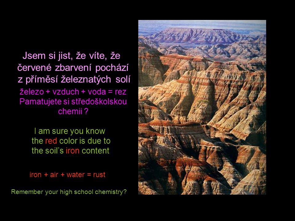 The colorful Navajo sandstone formation Barevné pískovcové seskupení Navajo