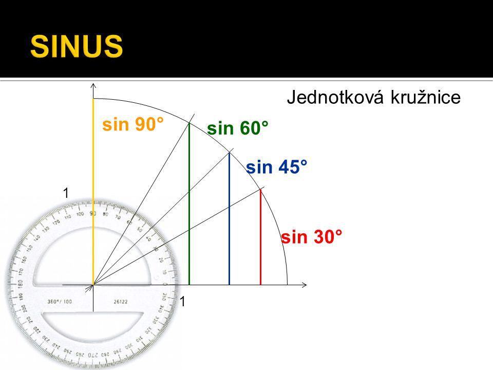Vypočítejte velikosti úhlů v pravoúhlém , jehož strany mají délky 3, 4 a 5 cm.