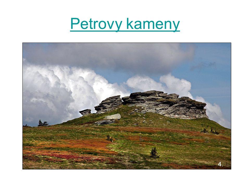 Petrovy kameny 4.