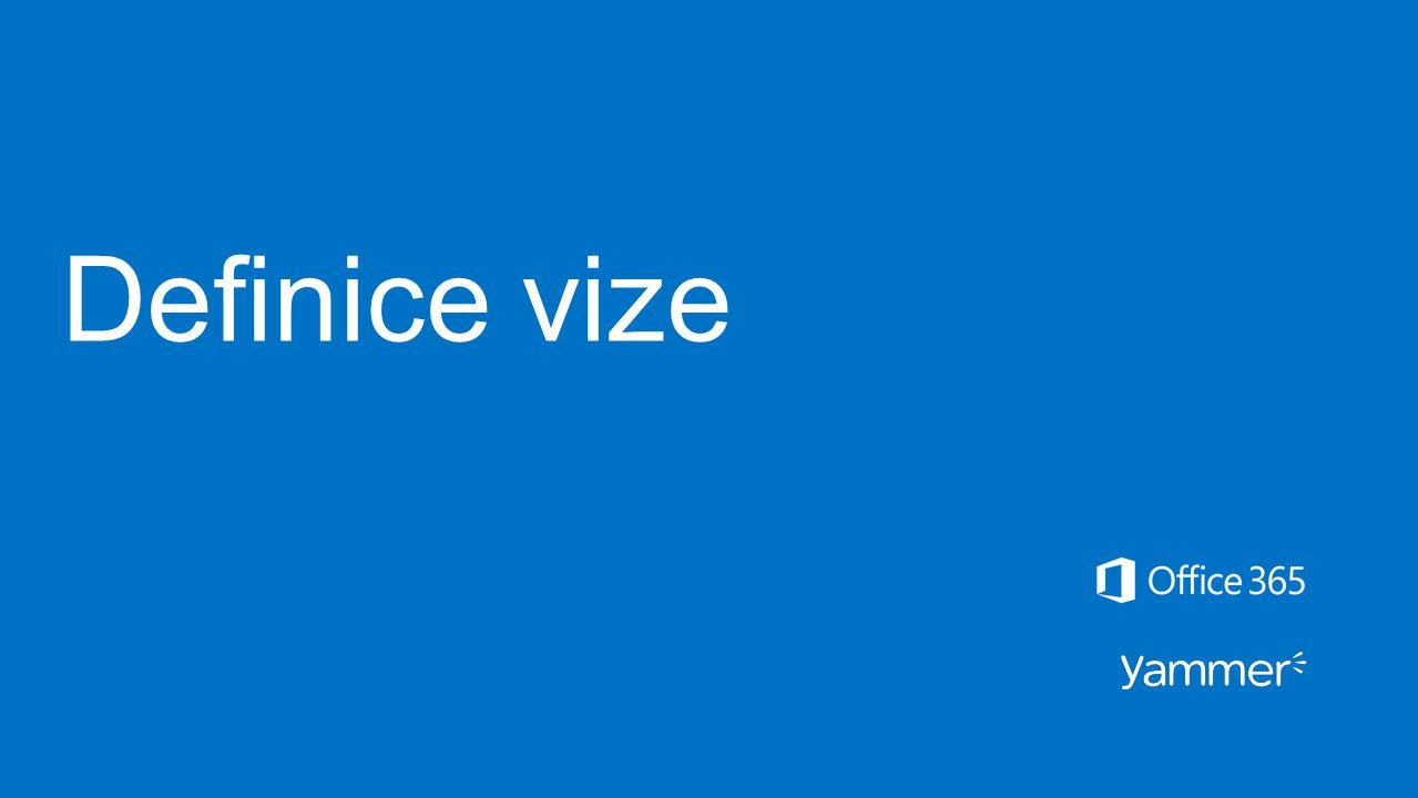 Identifikace příkladů použití Sejděte se s funkčními týmy ve své organizaci a určete způsoby, jakými může síť Yammer praktickým způsobem pomoci při provádění pracovních činností a pomoci vám tak dosáhnout obchodních výsledků.