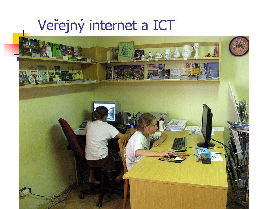 Veřejný internet a ICT