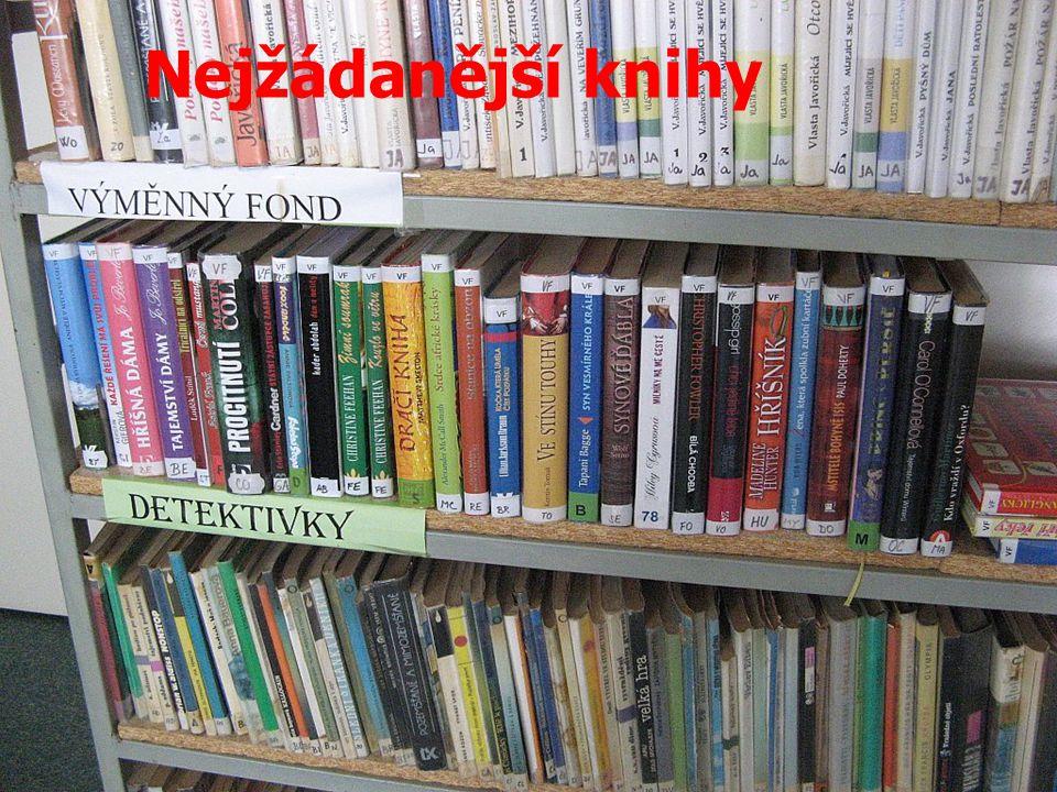 Nejžádanější knihy