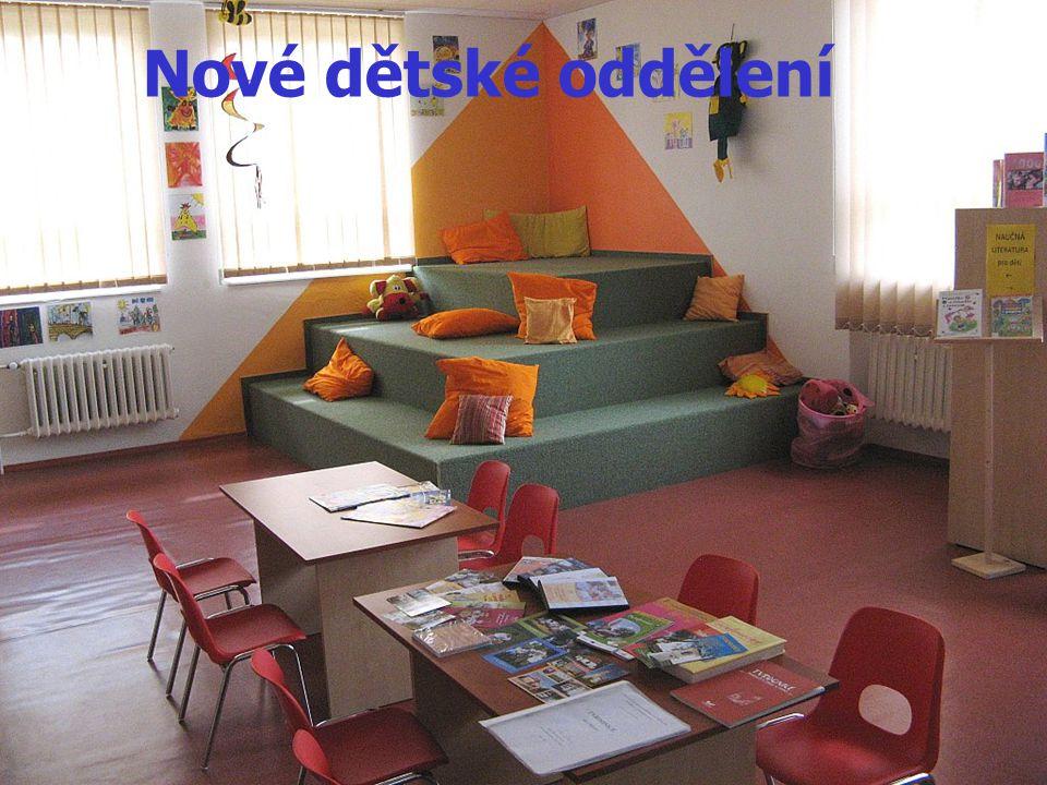 Nové dětské oddělení