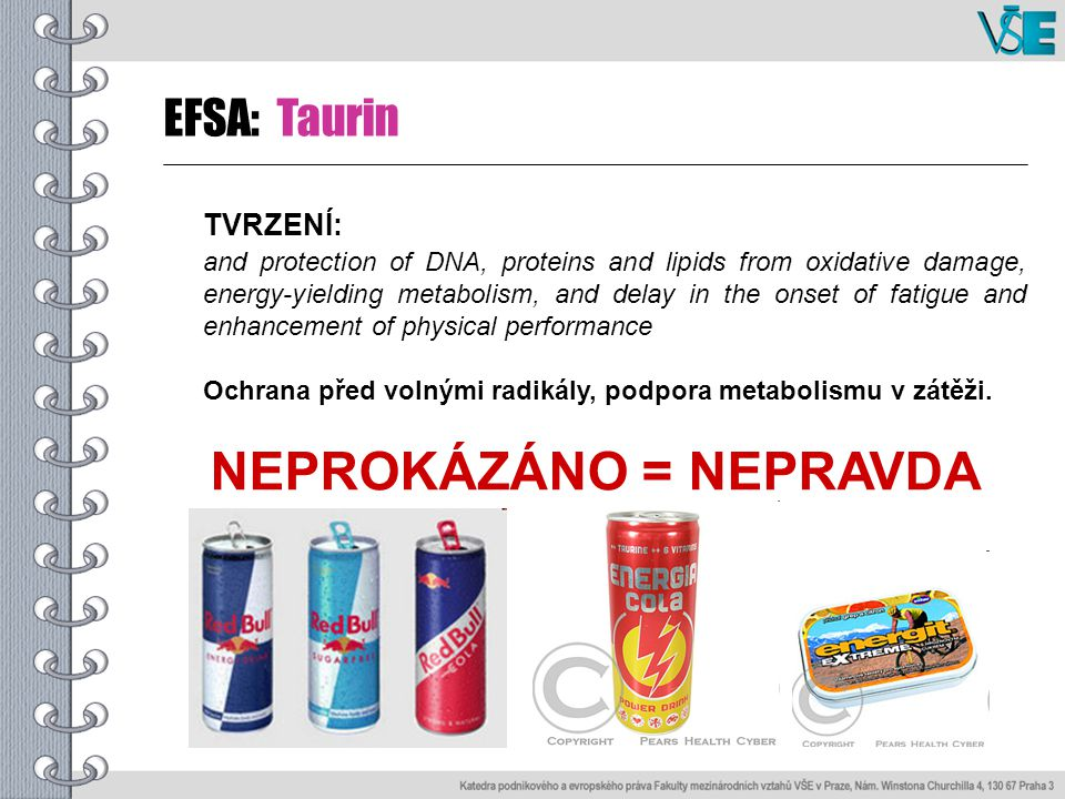 TVRZENÍ: and protection of DNA, proteins and lipids from oxidative damage, energy-yielding metabolism, and delay in the onset of fatigue and enhanceme