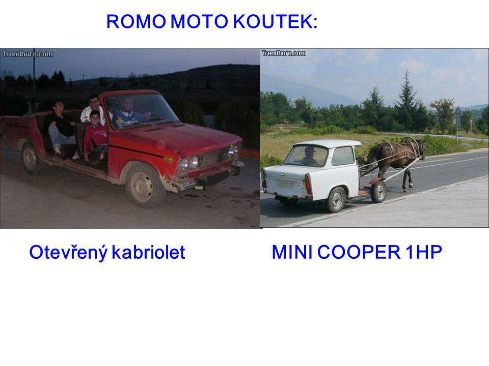 ROMO KARAVAN ROMO Přepravní služba
