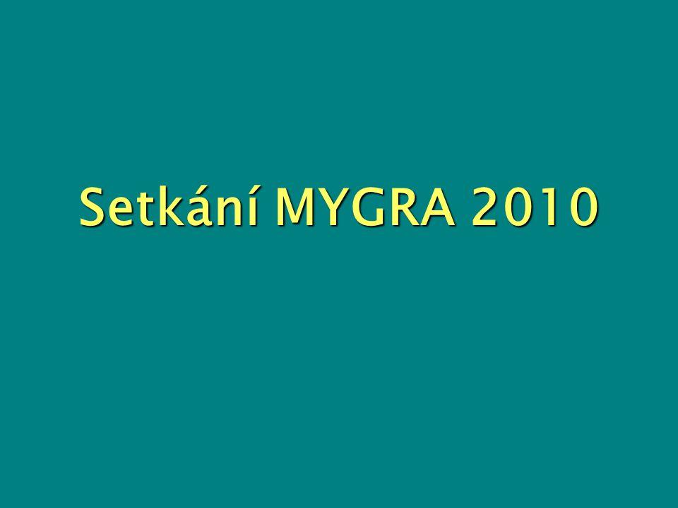 Setkání MYGRA 2010