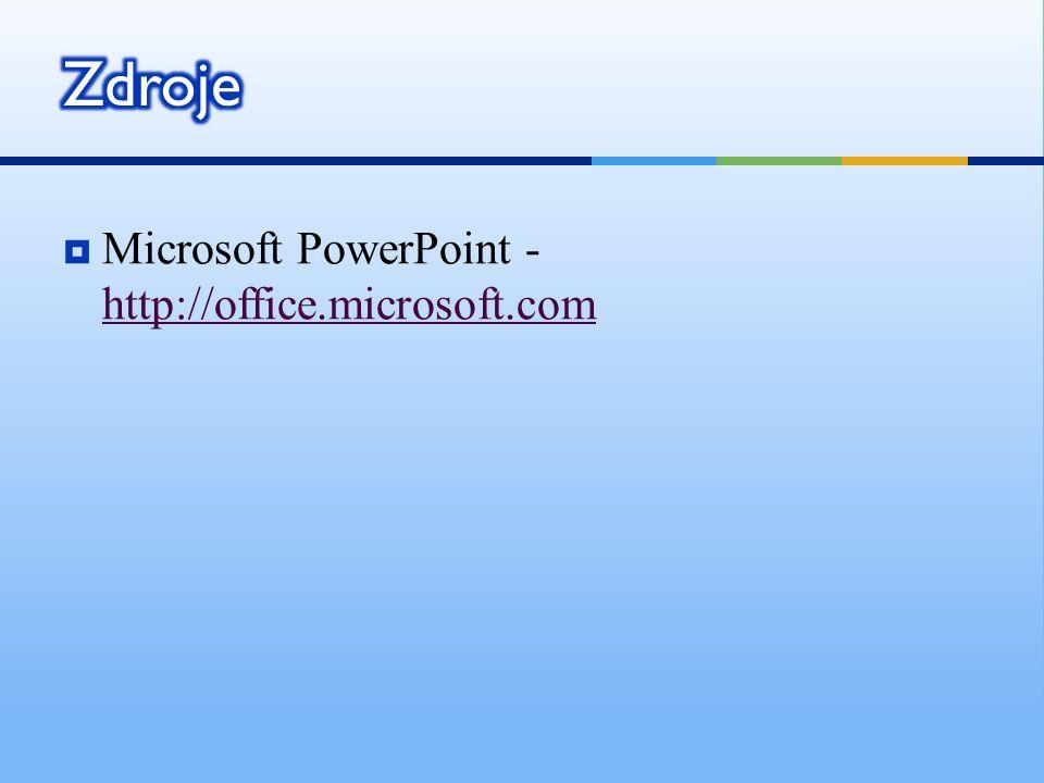  Microsoft PowerPoint - http://office.microsoft.com http://office.microsoft.com