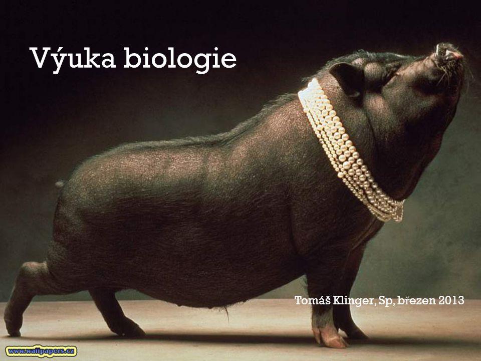  Co je to biologie?  U č ebny  Profesorky  Po č ty hodin v týdnu  U č ivo