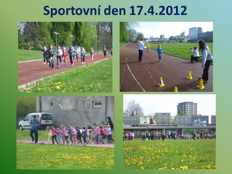 Sportovní den 17.4.2012