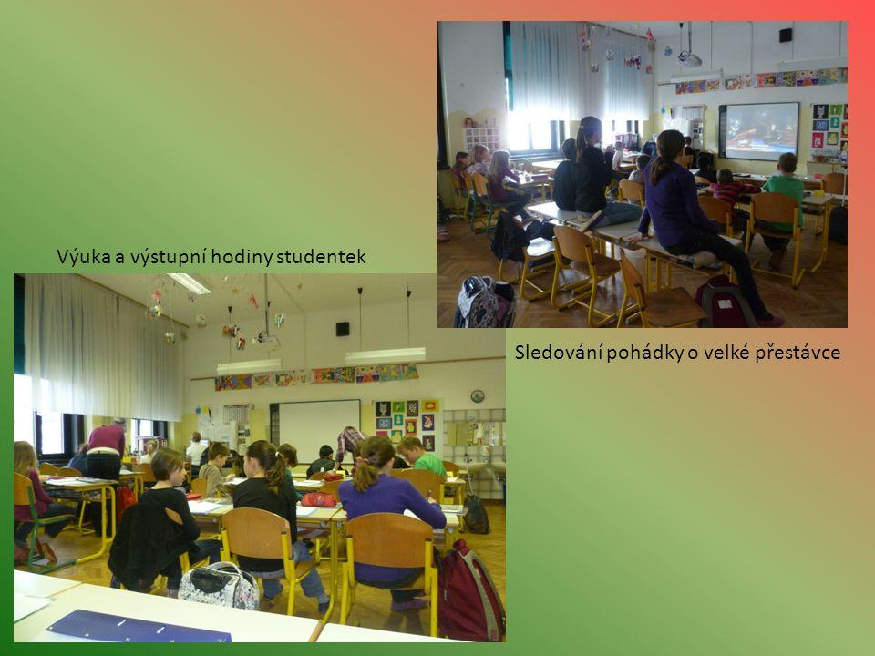 Pedagogické metody Systém je zaměřen na využívání ICT a moderních projektových metod vyučování Ve škole probíhá projekt Zdravá škola, Eko škola, Tempus Jsou zde také třídy, které využívají prvky Montessori pedagogiky (především první třídy)