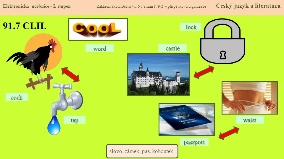 91.8 Test znalostí Elektronická učebnice - I.