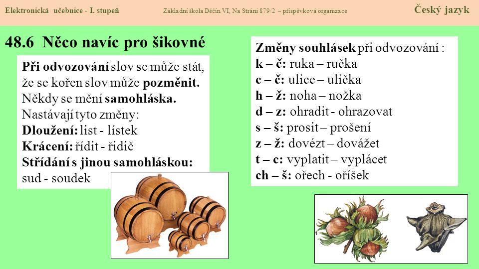 48.7 CLIL Elektronická učebnice - I.