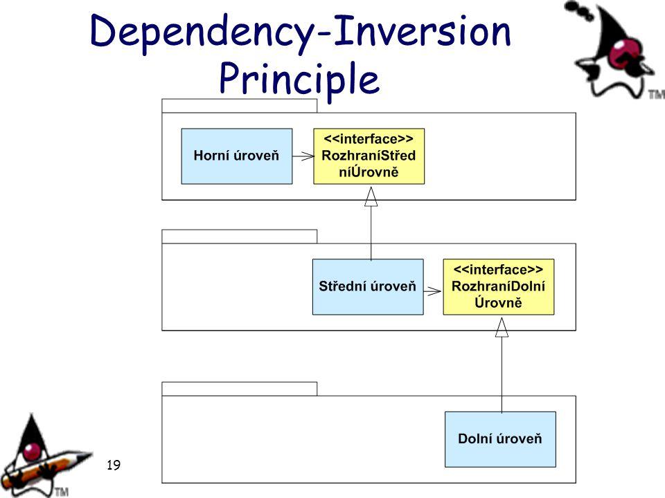 19 Dependency-Inversion Principle