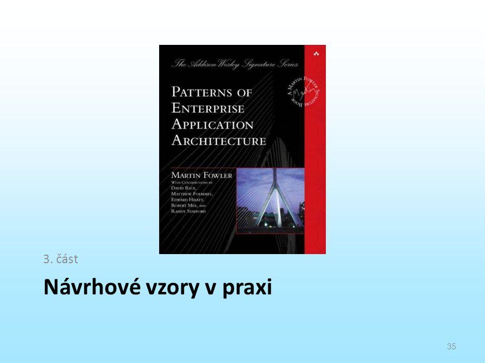 Návrhové vzory v praxi 3. část 35