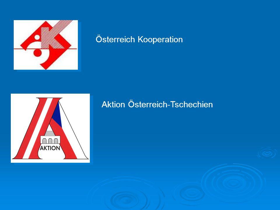 Österreich Kooperation Aktion Österreich-Tschechien