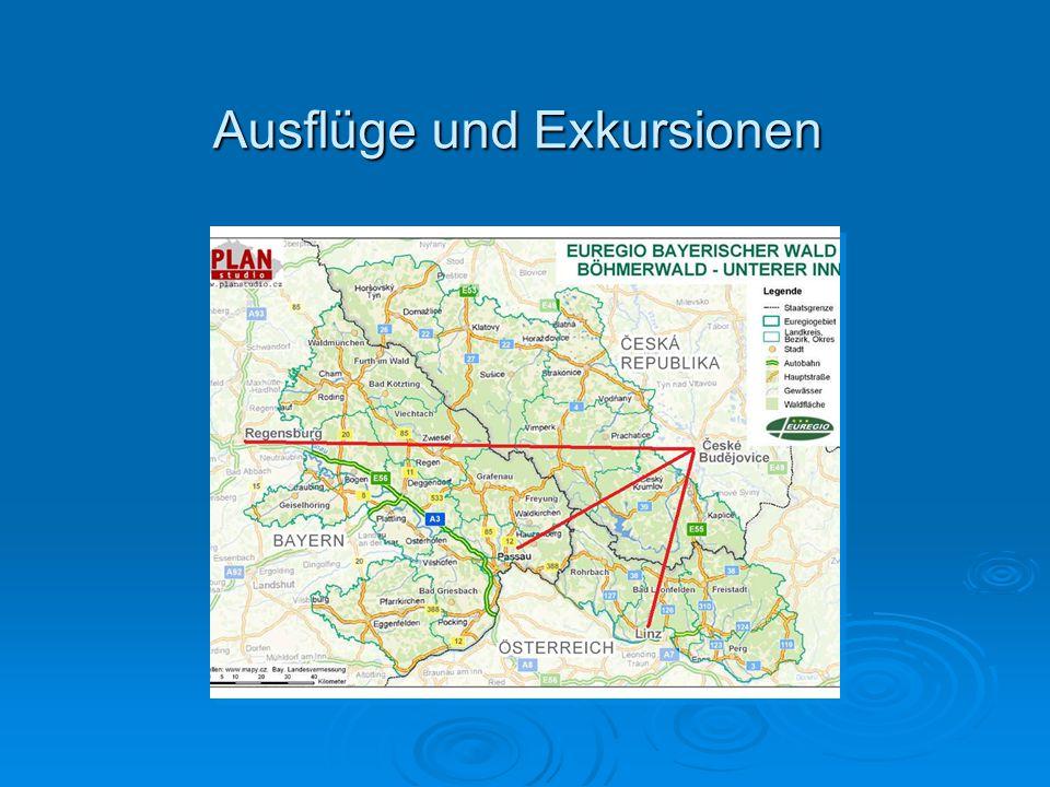 Studienreisen in die deutschsprachigen Länder