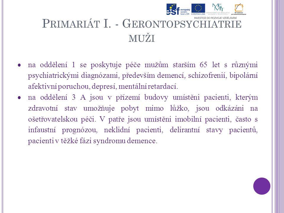 P RIMARIÁT II.