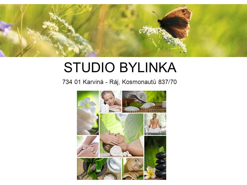 STUDIO BYLINKA 734 01 Karviná - Ráj, Kosmonautů 837/70