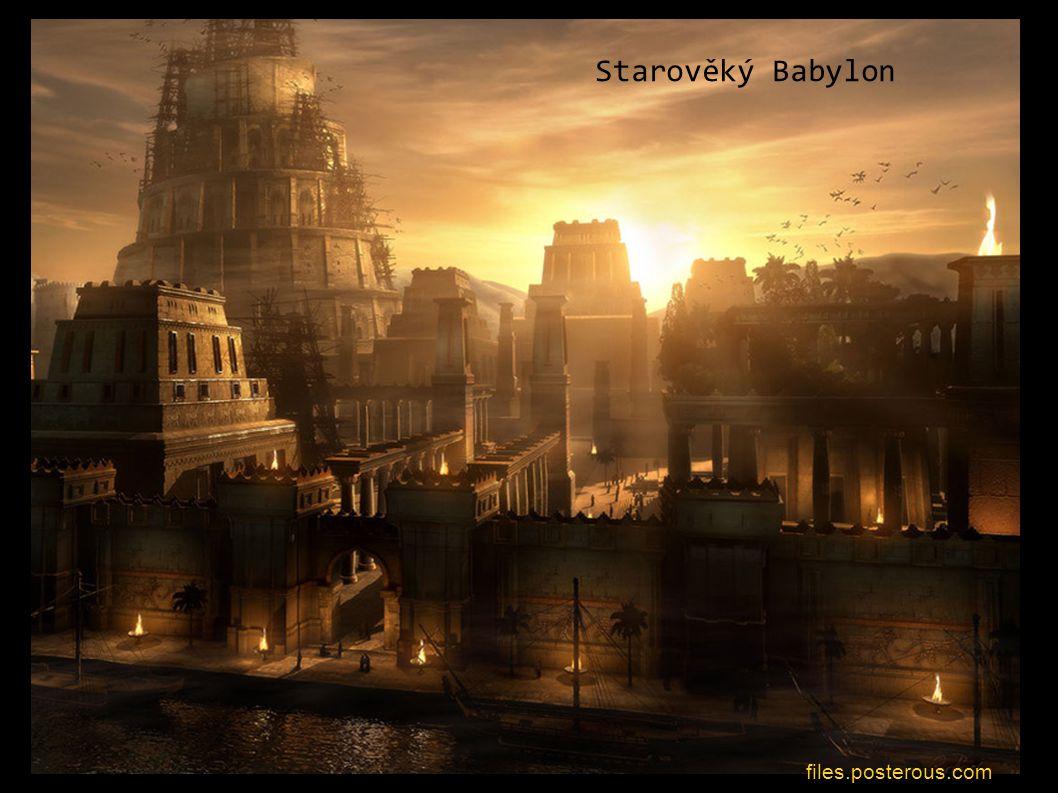 Starověký Babylon files.posterous.com