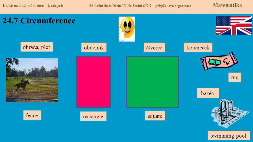 24.7 Circumference Elektronická učebnice - I.