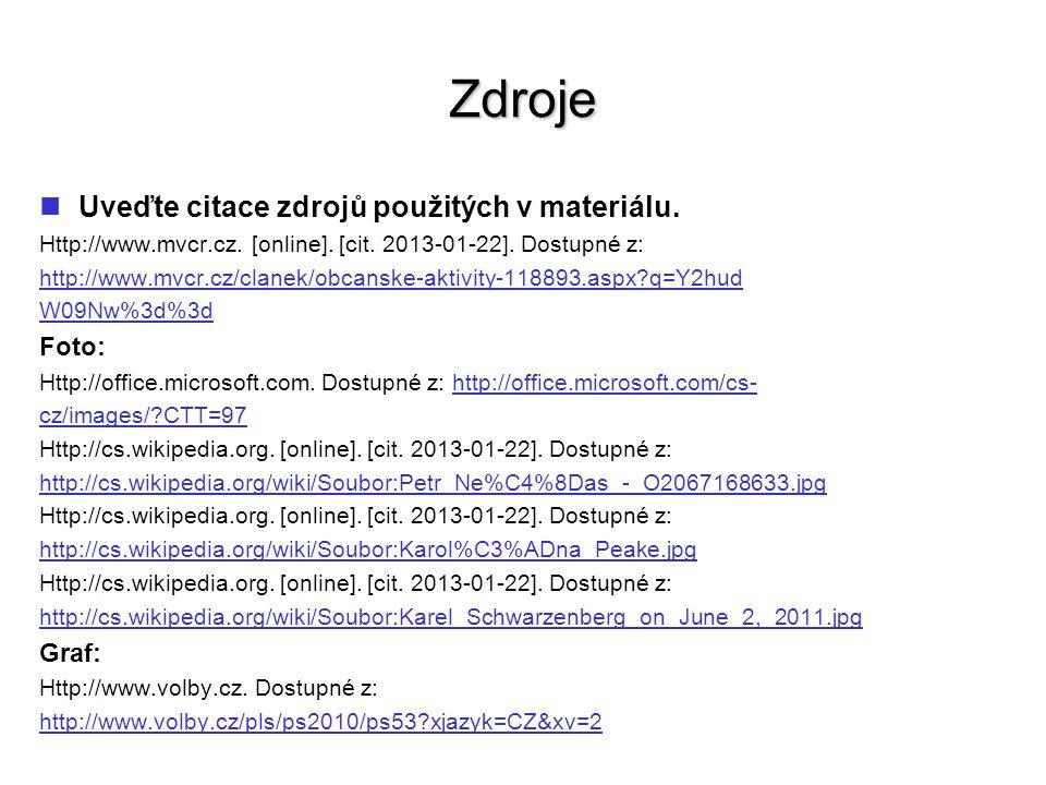 Politické strany v ČR 1.Vznik politické strany 2.