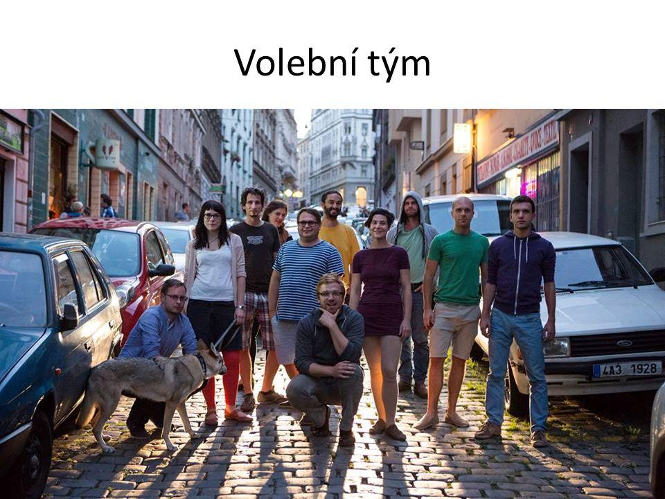 Volební tým