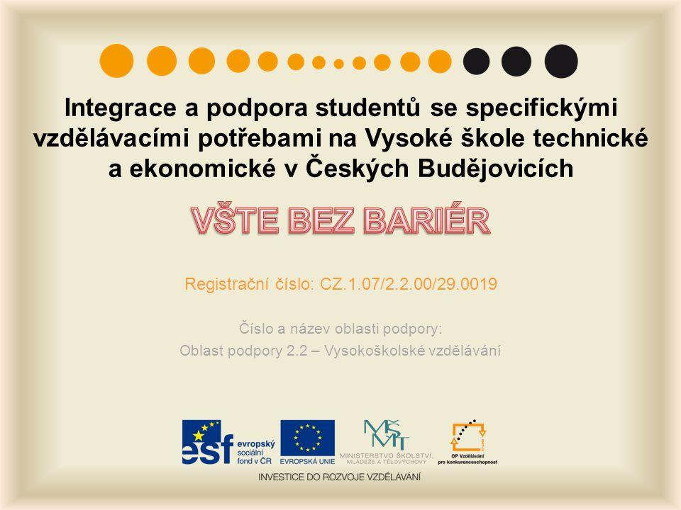 ZÁKLADNÍ INFORMACE Termín realizace projektu: 1.července 2012 – 31.