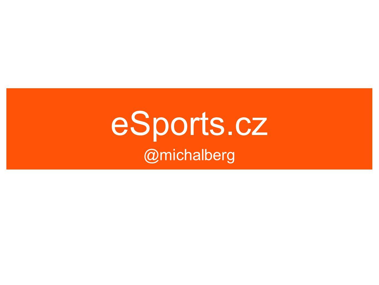 eSports.cz @michalberg