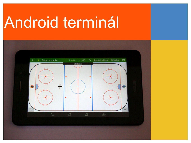 Android terminál