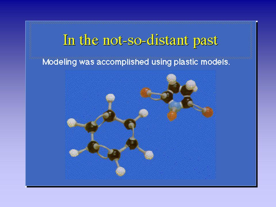 Molekulární modelování -jedno z nejrychleji se rozvíjejících oblastí vědy -stavba a visualizace atomů a molekul -komplexní výpočty molekulových systémů MM je založené na aplikaci a visualizaci fyzikálních principů v mikrosvětě různého stupně přesnosti a aproximace Využívá metod výpočetní chemie pro určení chování souboru atomů řídících se kvantovou mechanikou