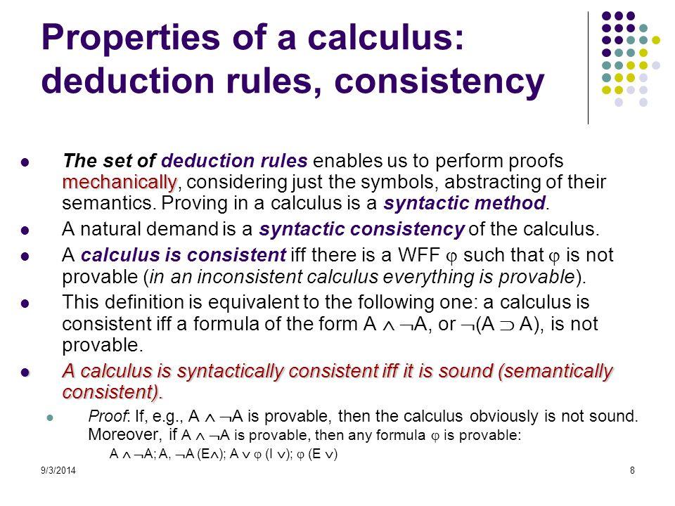 """9/3/2014Kurt Gödel39 Diagonální lemma – netriviální aplikace, volba predikátu  Aplikace self-reference: Tarski Alfred Tarski (slavný polský logik) aplikace Epimenidova paradoxu lháře (""""já jsem nepravdivá ): neexistuje definice pravdivosti pro všechny formule:  = N  iff  = N True( )."""