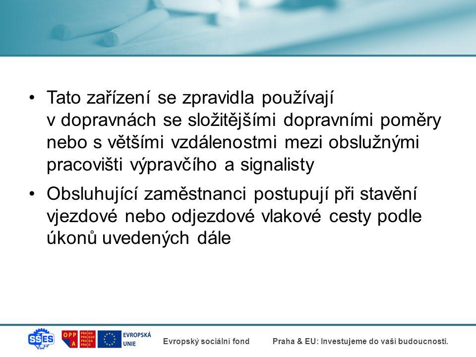 Evropský sociální fondPraha & EU: Investujeme do vaší budoucnosti.