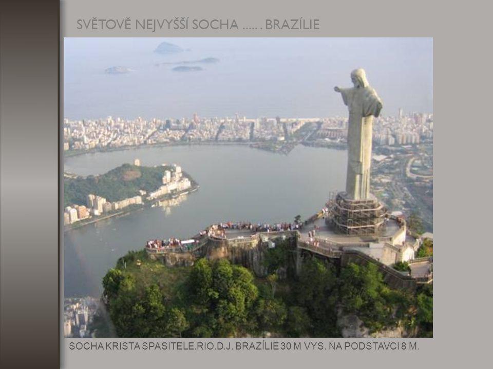 SVĚTOVĚ NEJVĚTŠÍ STADION....BRAZÍLIE
