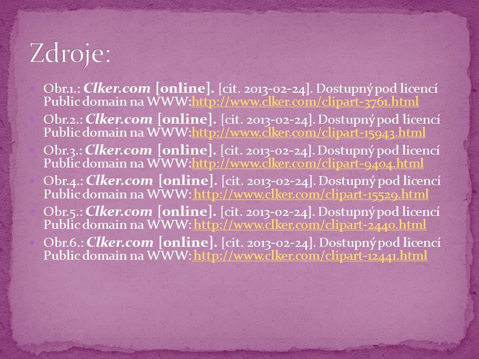 Obr.1.: Clker.com [online]. [cit. 2013-02-24].