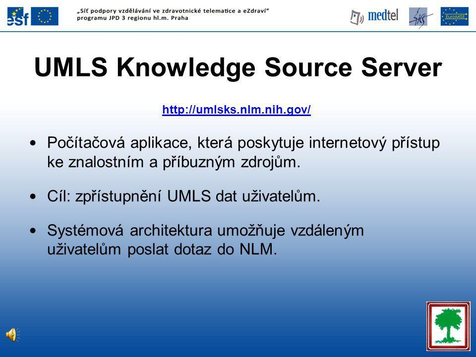 Počítačová aplikace, která poskytuje internetový přístup ke znalostním a příbuzným zdrojům.