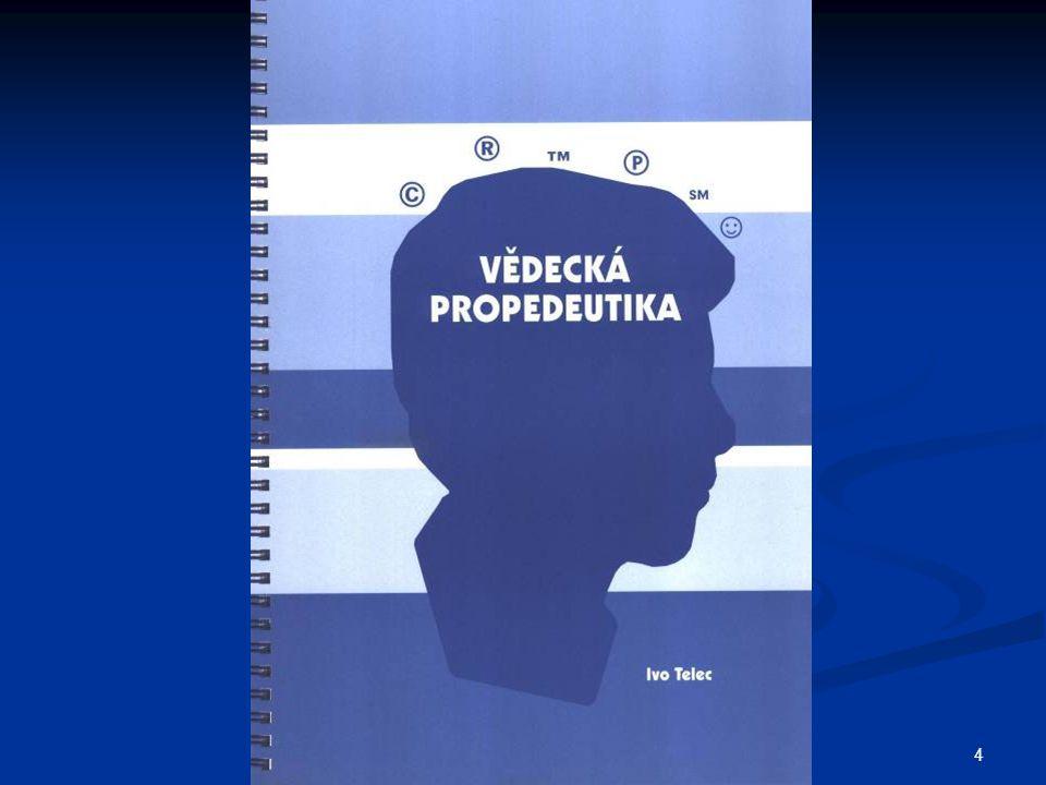 295 TECHNICKÉ NORMY ČSN ISO 7144 Dokumentace.Formální úprava disertací a podobných dokumentů.