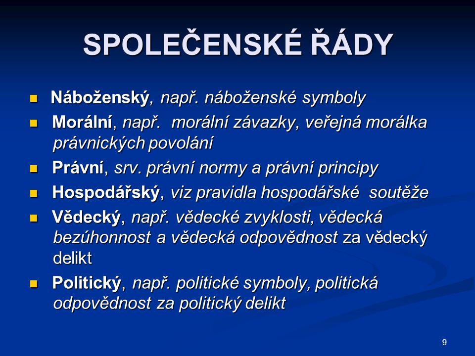 110  4.Etický kodex výzkumných pracovníků v Akademii věd ČR, Akadem.