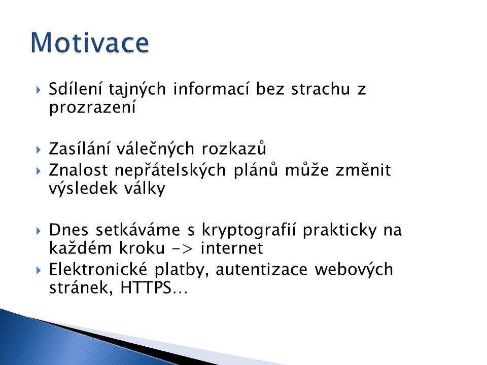  Změna pořadí znaků v textu  Použití geometrického obrazce  Pro dešifrování je použit reverzní postup