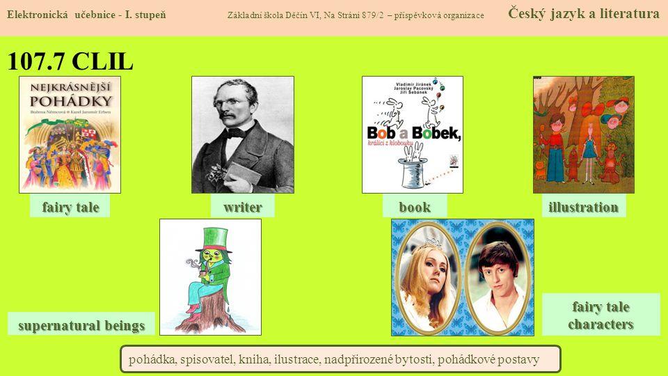 107.7 CLIL Elektronická učebnice - I.