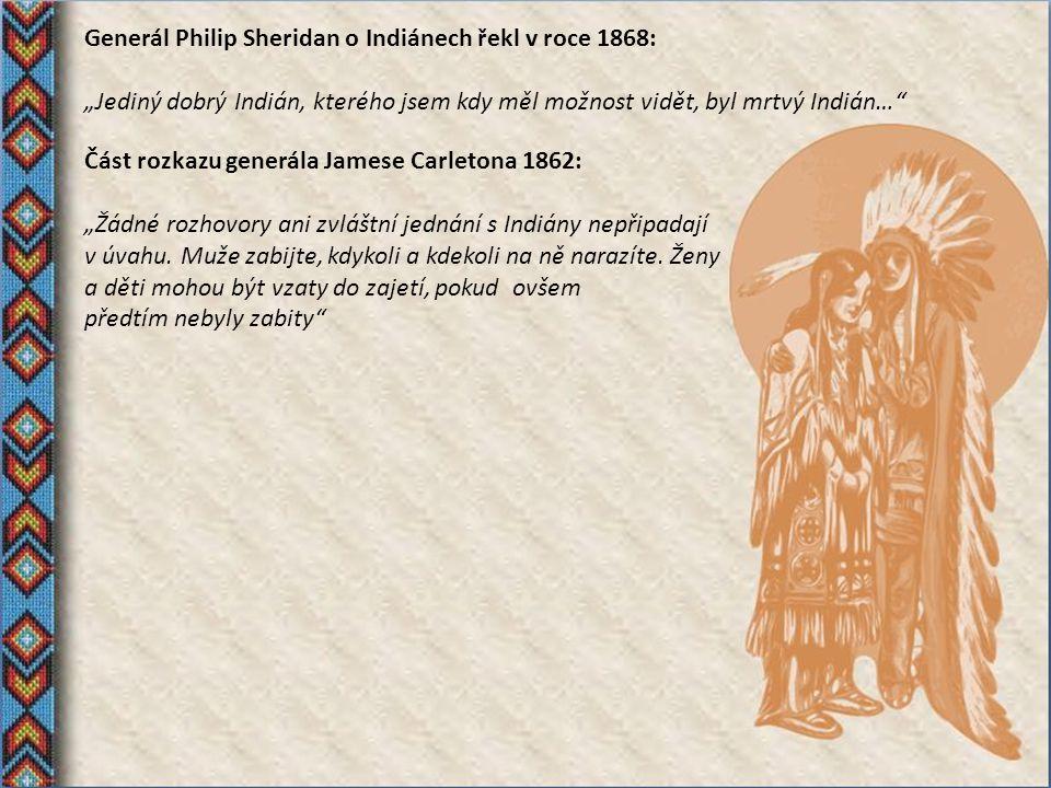 Do oblastí obývaných indiány se přistěhovali horníci, dobytkáři a farmáři. Výsledkem bylo období uzavírání smluv mezi národy obývajícími prérie a vlád