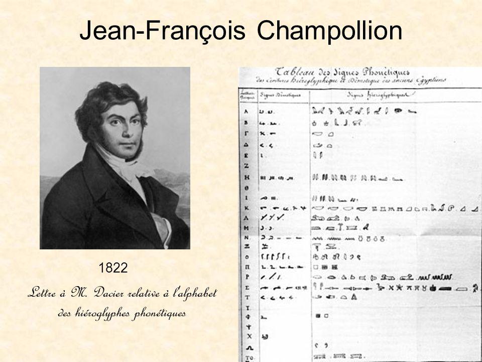 Bod zlomu – rosettská deska 1799 – objevena Napoleonovou armádou