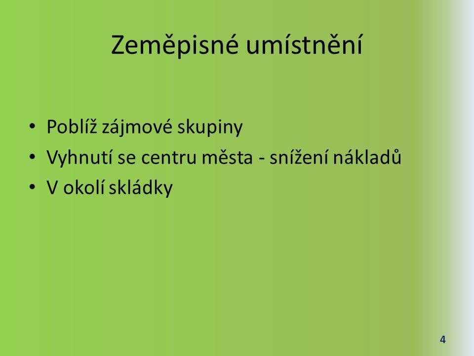 Chemické postřiky - 2.část Název: Zahradnictví Strážky s.r.o.
