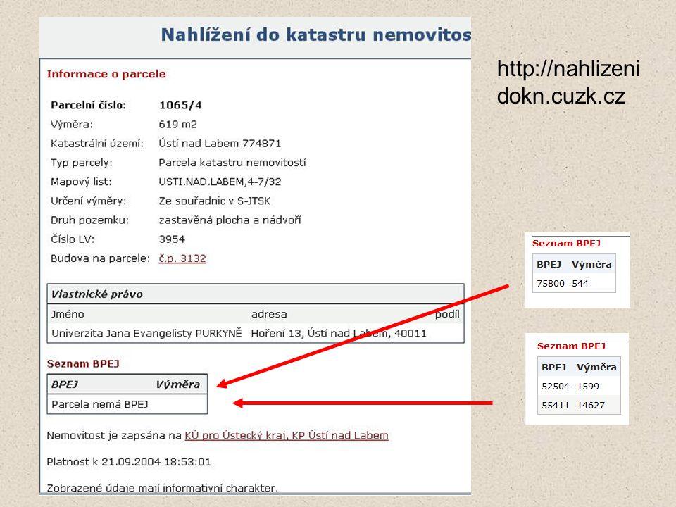 http://nahlizeni dokn.cuzk.cz